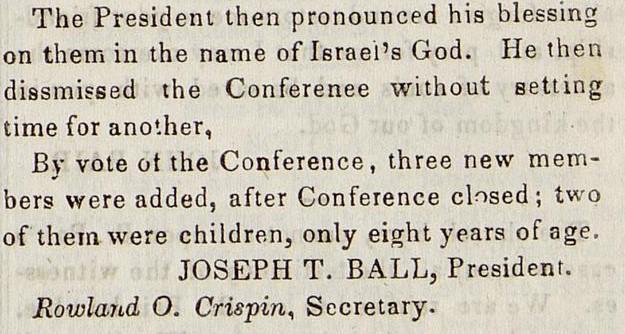 Ball, Joseph T.