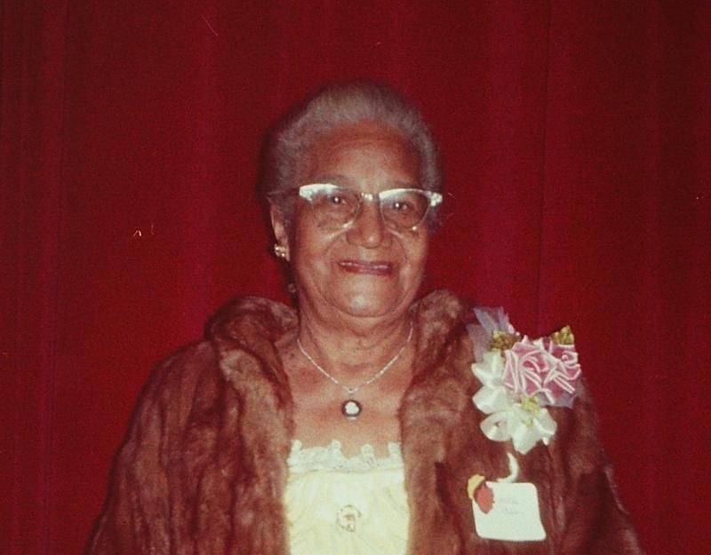 Gibson, Novella Frances Sargent
