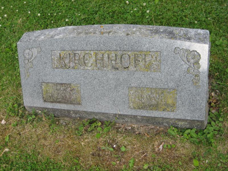 Kirchhoff, Milton Boice