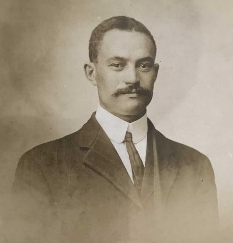 photo of  John Wesley Harmon Jr.