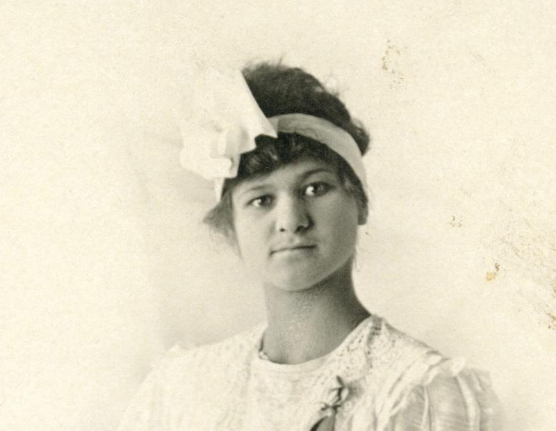 Langston, Elsie Virginia Ritchie Olson