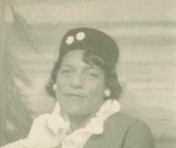 Evans, Etta Mae Magee