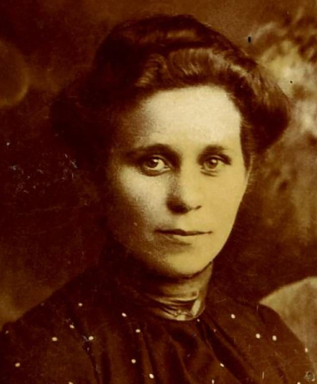 photo of  Olive Ellen Ritchie Cleverly