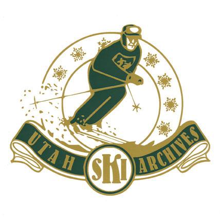 Utah Ski Archives Logo