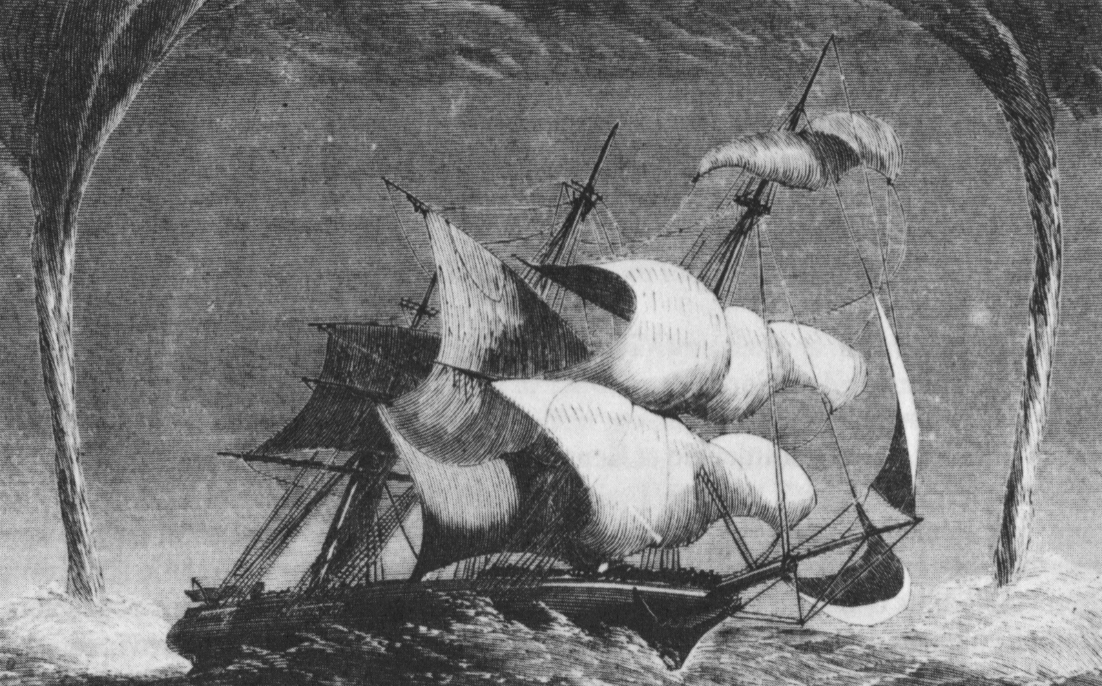 Sailor Three, 1853