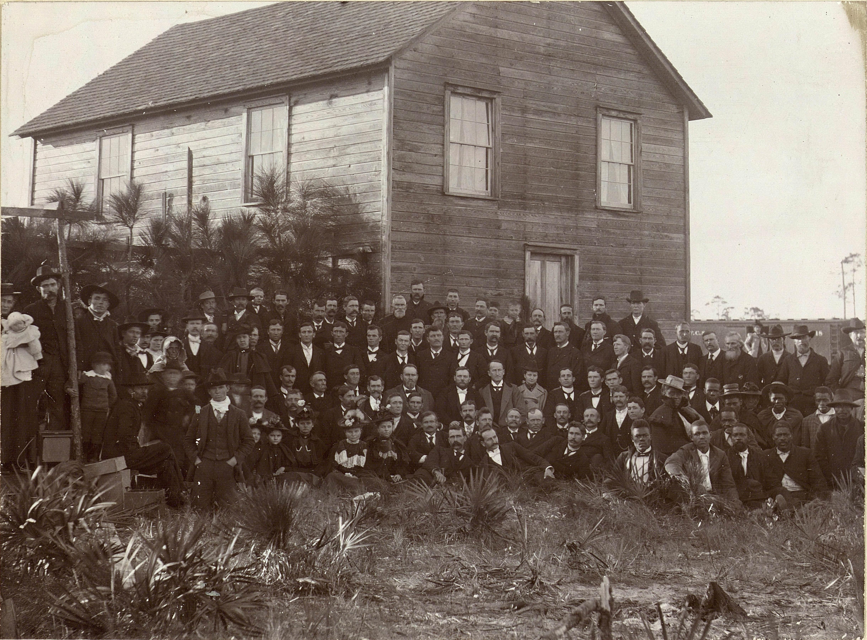 1898 Sanderson Florida Conference