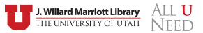 J. Willard Marriott Library Logo